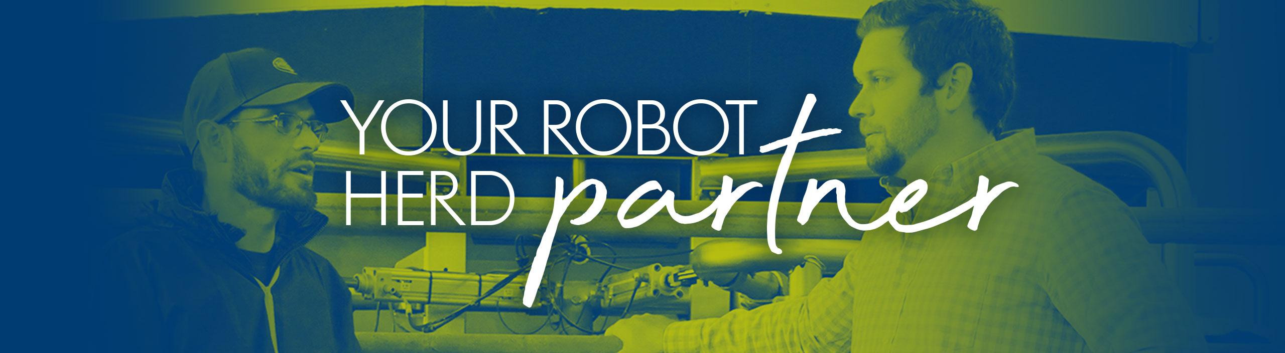 Your Robot Herd Partner
