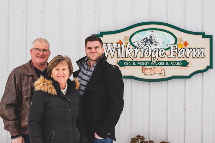 Wilkridge Farm Family